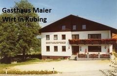 Gasthaus Maier Wirt in Kubing